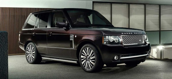 revealed Range Rover autobiography 2016 model