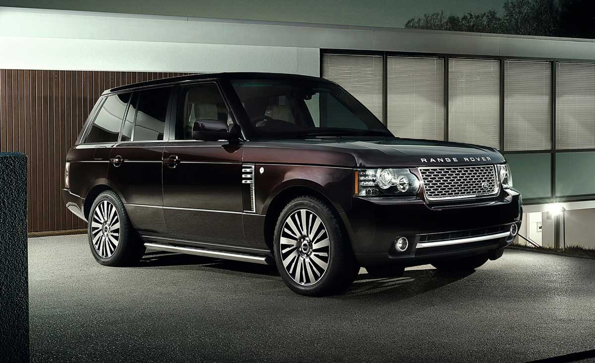 Range Rover Autobiography 2016 An Expensive Luxurious Suv