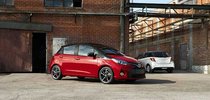 Toyota Yaris 2016 Car for Lifestyle