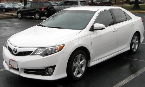 Toyota Camry LE - Perfect car for teenage drivers