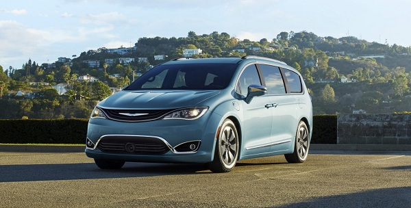 2017 Chrysler Pacifica – A Minivan That Fits Every Automotive Lifestyle