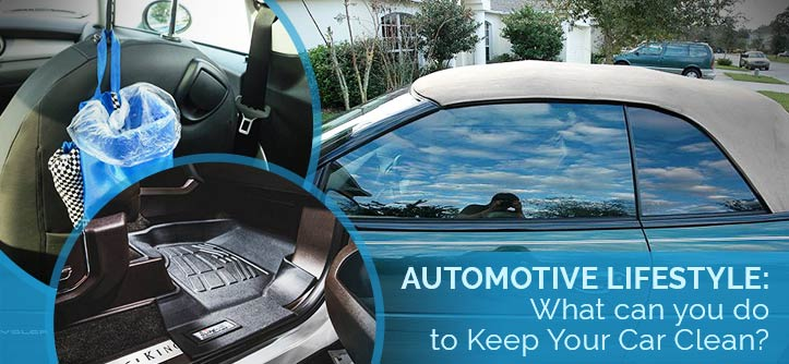Automotive lifestyle what can you do to keep your car clean How to keep your car exterior clean