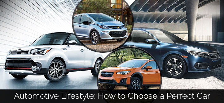 Automotive Lifestyle: 4 Cars for Different Life Styles