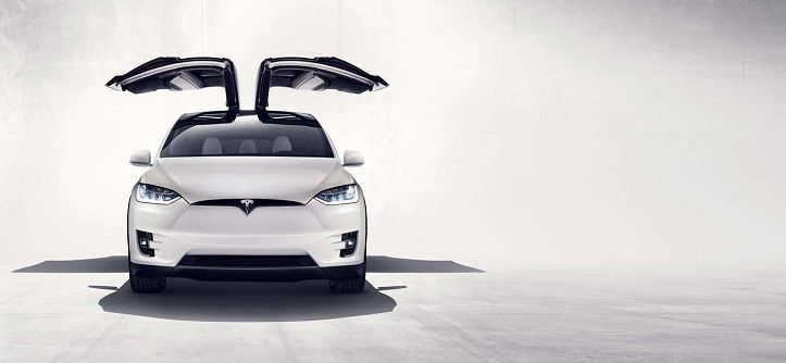 2017 Tesla Model X - The Safest Eco Friendly SUV