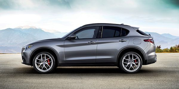 Design of Luxury Cars Dubai - Alfa Romeo Stelvio 2018