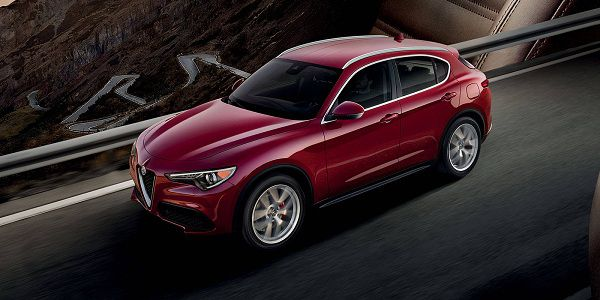 Powertrain of Alfa Romeo Stelvio 2018