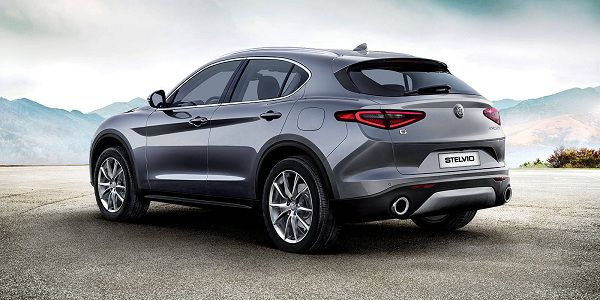 Price of Alfa Romeo Stelvio 2018