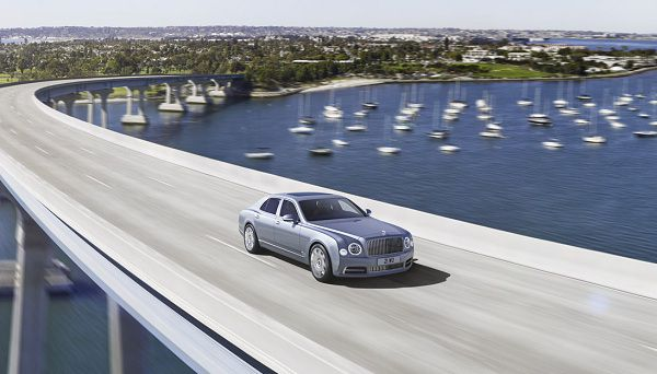 Price of 2017 Bentley Mulsanne