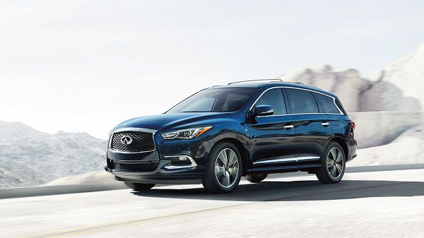 Performance Attributes of the 2018 Infiniti QX60