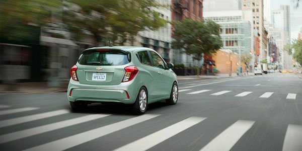 Price of 2018 Chevrolet Spark