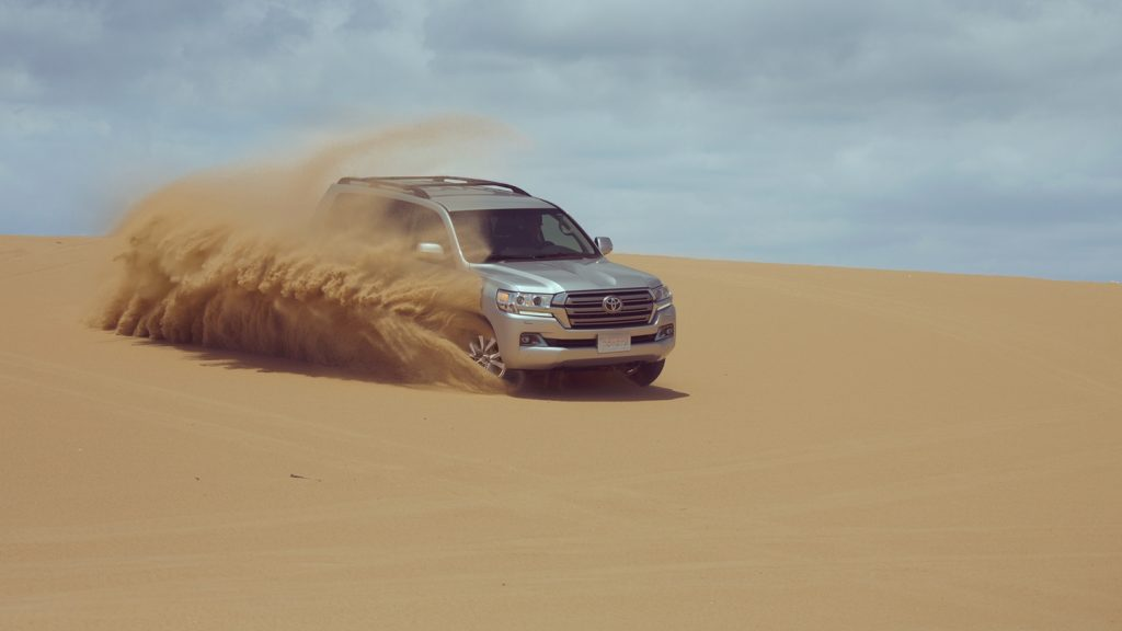 Performance of the 2018 Toyota Land Cruiser