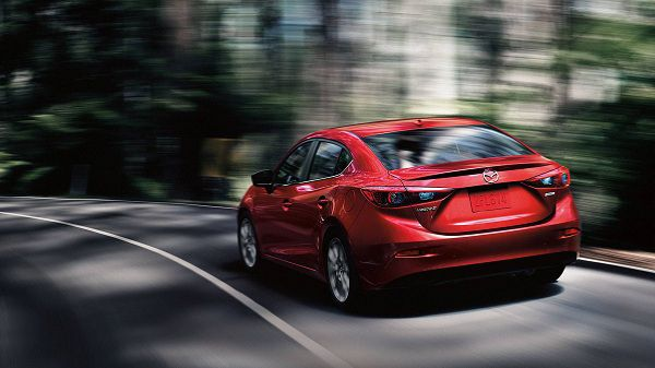 Performance Features of 2018 Mazda3