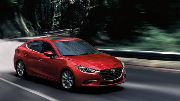 Price and Availability of the 2018 Mazda3 Sedan in the UAE