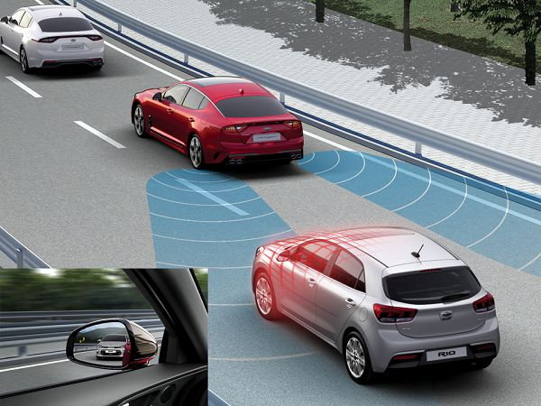 Safety Features of the 2018 Kia Stinger