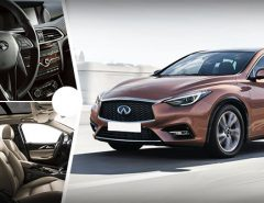 Best new car for young drivers – 2018 Infiniti Q30 a Turbocharged Premium Hatchback