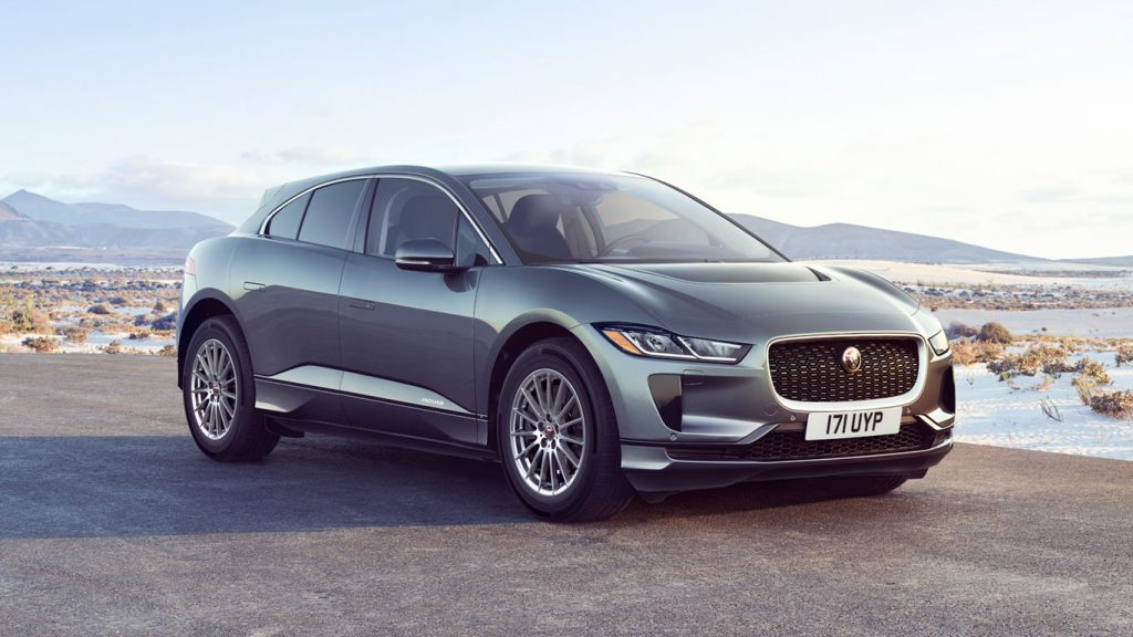 2018 Jaguar I PACE Concept S – Eco Friendly Automobiles