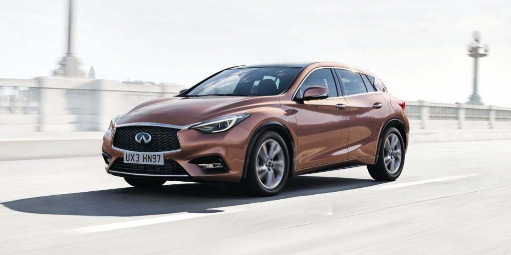 Performance of the Infiniti Q30 2018