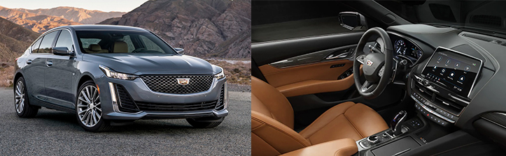 Luxury Car Brands – 2020 Cadillac CT5 Midsize Luxury Sedan with an Impressive Drivetrain