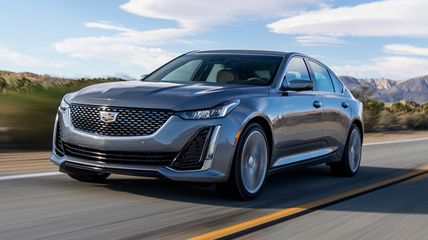 Performance of the 2020 Cadillac CT5