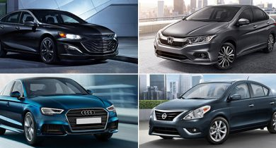 Top 4 Affordable Lifestyle Cars of 2020 in the UAE