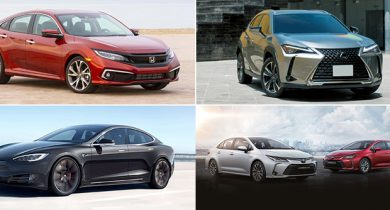 Top 4 Eco Friendly Vehicles of 2020 in the UAE