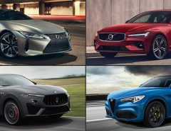 Top 4 Luxury Cars Dubai with Advanced Drivetrain Technologies