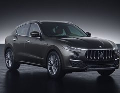 2020 Maserati Levante with a V8 Engine