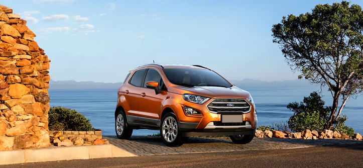 Affordable 2020 Ford EcoSport with Advanced Technologies