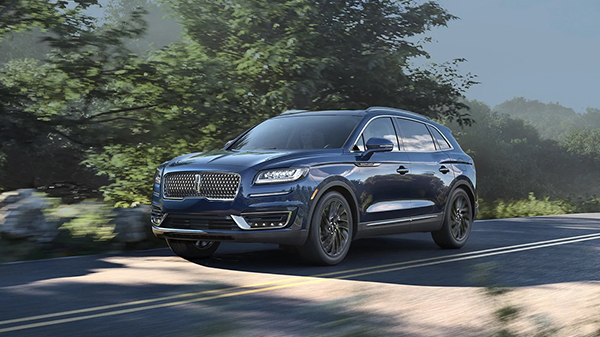 2020 Lincoln Nautilus performance