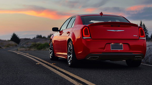 Price of the 2020 Chrysler 300 in the UAE