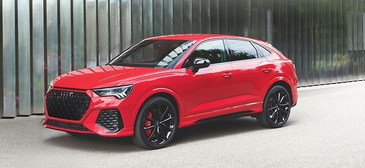 2021 Audi RS Q3 Sportback-Dynamic Crossover with a TFSI Engine