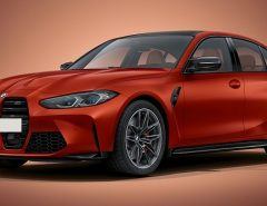 2021 BMW M3 - Luxury Sedan with a Powerful Twin-turbocharged Engine
