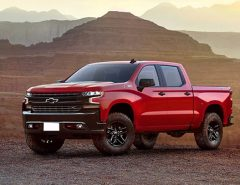 2021 Chevrolet Silverado LD-Aggressive Pick-up with 5 advanced Powertrains