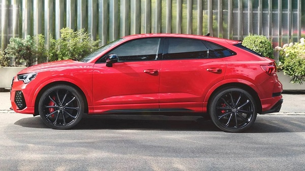 Design Specification of the 2021 Audi RS Q3 Sportback