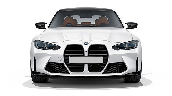 Design Specification of the 2021 BMW M3