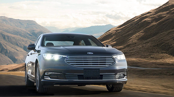 Performance Attributes of the 2021 Ford Taurus