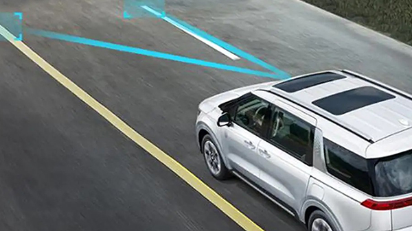 Safety Features of the 2021 Kia Carnival