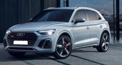 2021 Audi SQ5 - Premium Compact SUV with a V6 Engine