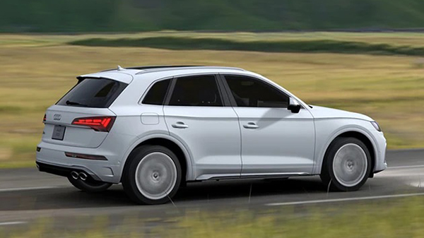 Price of the 2021 Audi SQ5 in the UAE