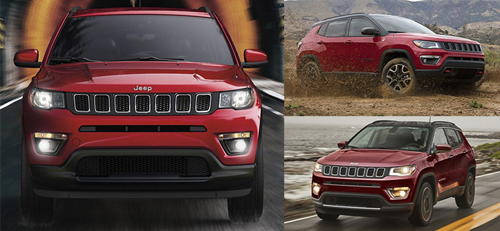 2021 Jeep Compass with a High-Performance Engine