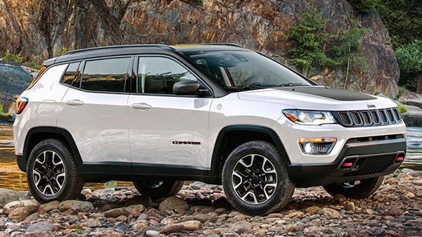 Design of the 2021 Jeep Compass
