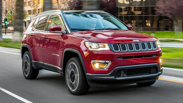 Performance of the 2021 Jeep Compass